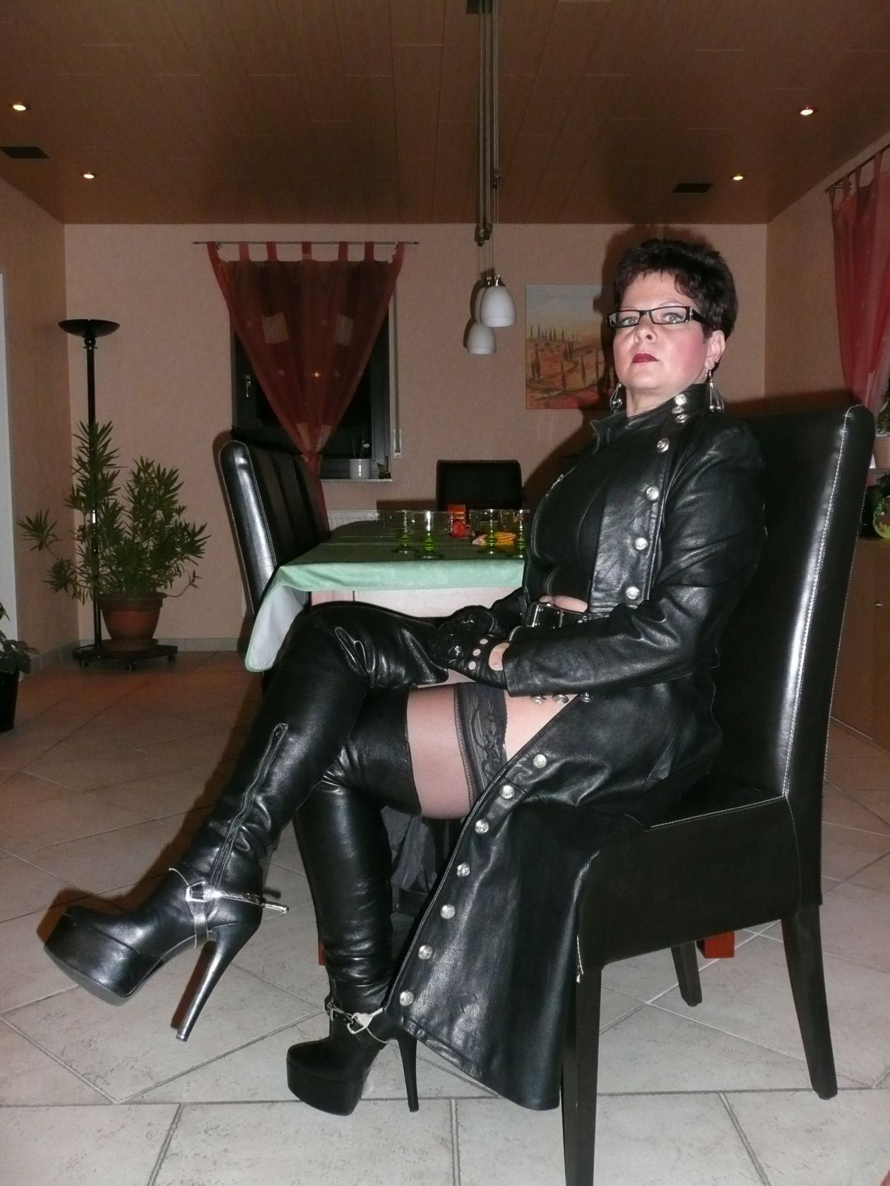 Fetish women with glasses
